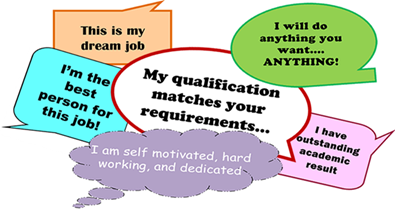 Reasons for why should we employ you?