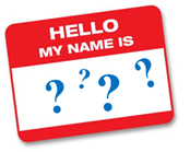Hello my name is ???