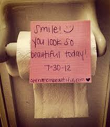 Kind message - Random act of kindness