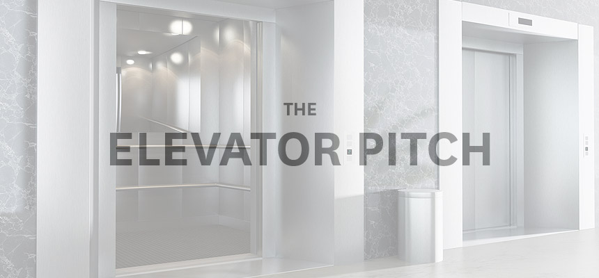 Answering THE QUESTION: The Elevator Pitch | Careers and