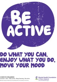 Be active: Do what you can, Enjoy what you do, Move your mood