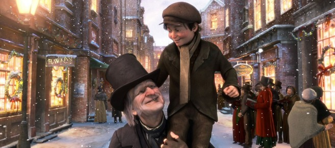 Image result for happy scrooge pictures