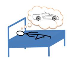 Dream: Luxury car