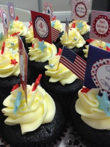 Cupcakes by Hilary Osman
