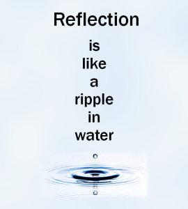ReflectionRipple