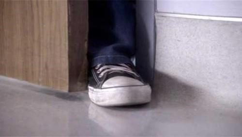 foot-in-door