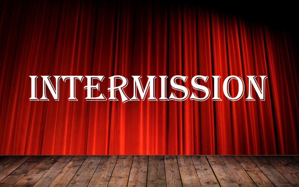 Image result for intermission